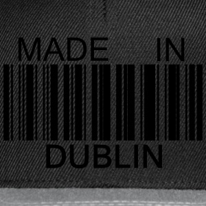 Made in Dublin Tabliers - Casquette snapback