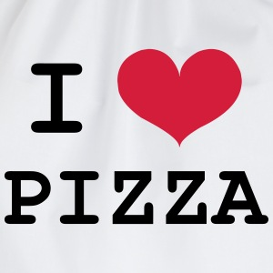 I Love Pizza Tee shirts - Sac de sport léger