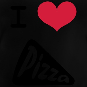 I Love Pizza Tee shirts - T-shirt Bébé
