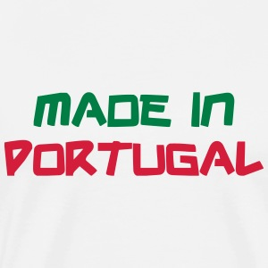Made in Portugal Shirts - Men's Premium T-Shirt