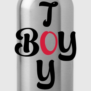 Toy Boy T-Shirts - Water Bottle