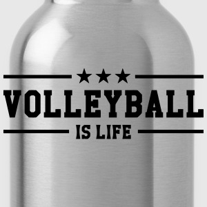 Volleyball is life Camisetas - Cantimplora