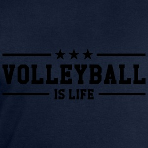 Volleyball is life Tee shirts - Sweat-shirt Homme Stanley & Stella