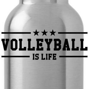 Volleyball is life Tee shirts - Gourde