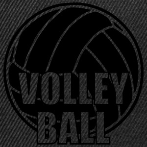 Volleyball  Shirts - Snapback Cap