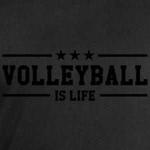 Volleyball is life T-Shirts - Männer Sweatshirt von Stanley & Stella