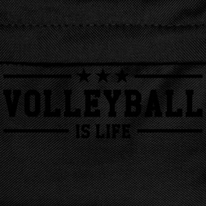 Volleyball is life T-Shirts - Kinder Rucksack