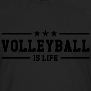 Volleyball is life Tee shirts - T-shirt manches longues Premium Homme