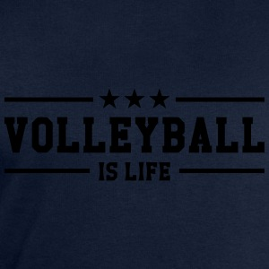 Volleyball is life Shirts - Men's Sweatshirt by Stanley & Stella