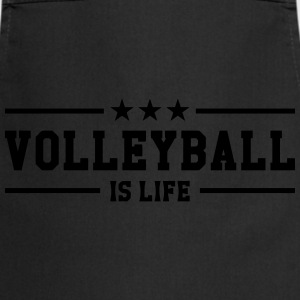 Volleyball is life Shirts - Cooking Apron