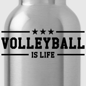 Volleyball is life Shirts - Water Bottle