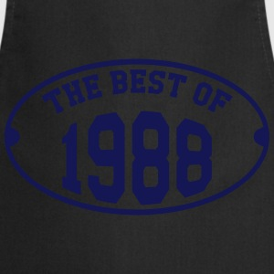 The Best Of 1988 T-Shirts - Kochschürze