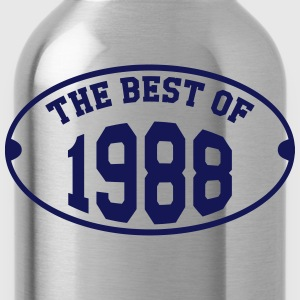 The Best Of 1988 T-Shirts - Water Bottle