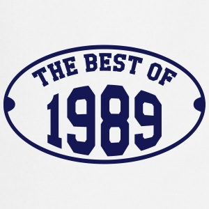 The Best Of 1989 T-Shirts - Cooking Apron
