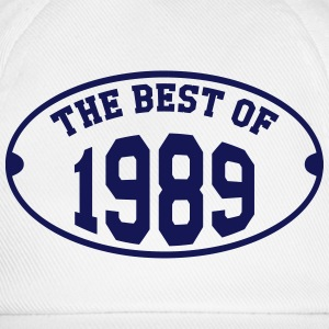 The Best Of 1989 T-Shirts - Baseball Cap