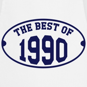 The Best Of 1990 T-Shirts - Cooking Apron