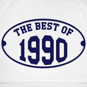 The Best Of 1990 T-Shirts - Baseballkappe