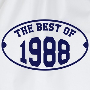 The Best Of 1988 T-Shirts - Drawstring Bag