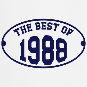 The Best Of 1988 T-shirts - Förkläde