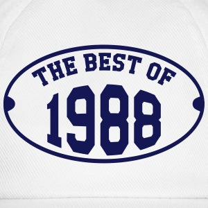The Best Of 1988 T-Shirts - Baseball Cap