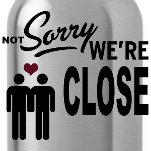 Not Sorry we are close - boys Sweat-shirts - Gourde