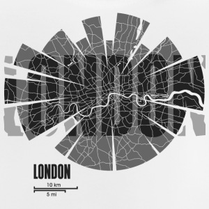 London Skjorter - Baby-T-skjorte