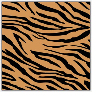 Tiger Stripes Print Phone & Tablet Cases - Men's Premium T-Shirt