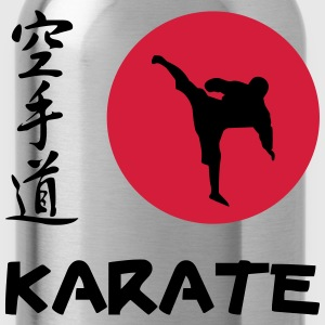 Karate Tee shirts - Gourde