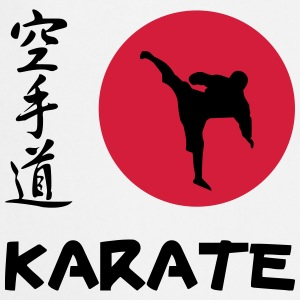 Karate Tee shirts - Tablier de cuisine