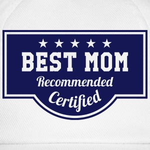 Best Mom T-Shirts - Baseball Cap