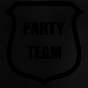 Party Team T-shirts - Baby-T-shirt