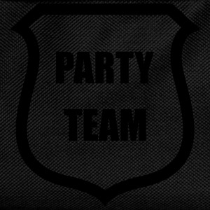 Party Team Skjorter - Ryggsekk for barn