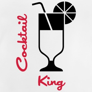 Cocktail King Camisetas - Camiseta bebé