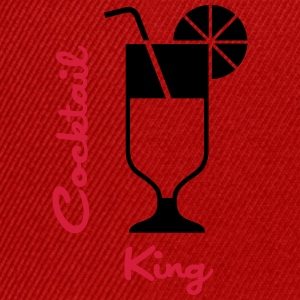 Cocktail King T-shirts - Snapbackkeps