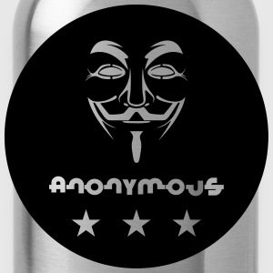 Anonymous T-shirts - Vattenflaska
