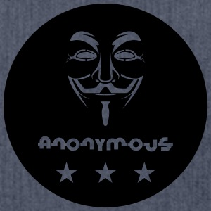 Anonymous T-shirts - Skuldertaske af recycling-material