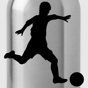 Soccer Player T-shirts - Drinkfles