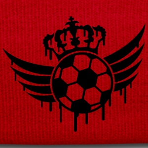Soccer Blazon Logo Graffiti T-shirts - Wintermuts