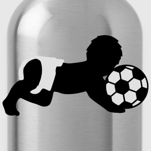 Soccer Ball Baby T-shirts - Drinkfles