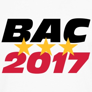 BAC 2017 Tee shirts - T-shirt manches longues Premium Homme
