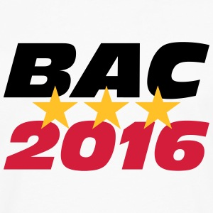 BAC 2016 Tee shirts - T-shirt manches longues Premium Homme