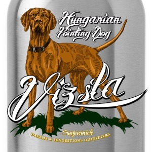 vizsla T-Shirts - Water Bottle