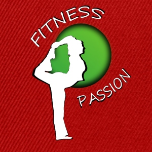 Fitness passion Shirts - Snapback Cap