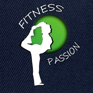Fitness passion T-Shirts - Snapback Cap