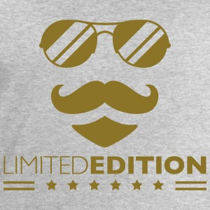 Limited Edition Cool Mustache Man Design T-shirts - Sweatshirt herr från Stanley & Stella