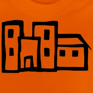 Houses - city Shirts - Baby T-Shirt