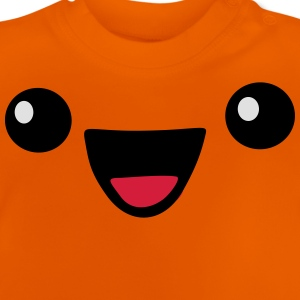 Kawaii Happy face T-Shirts - Baby T-Shirt
