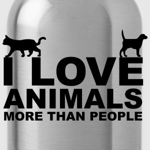 I Love Animals Sweaters - Drinkfles