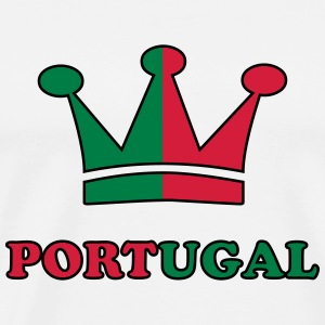 Portugal Hoodies - Men's Premium T-Shirt