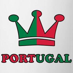 Portugal Tee shirts - Tasse